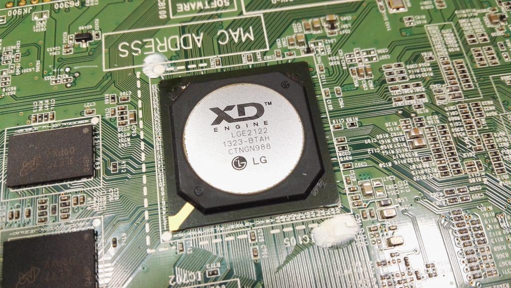 Процессор LGE2122