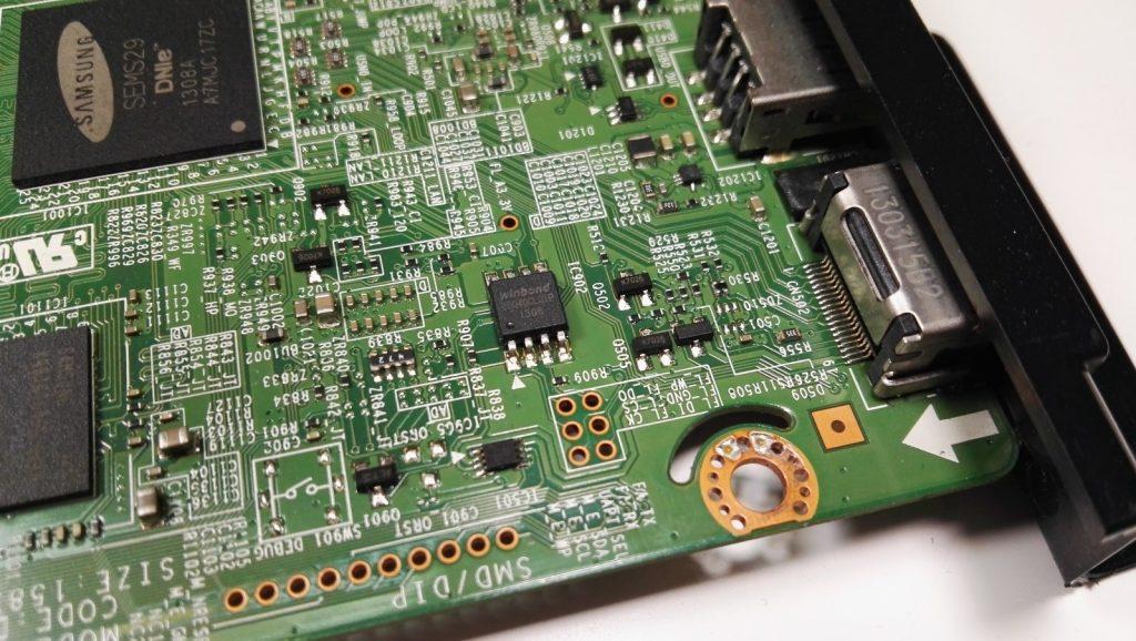 Микросхема SPI FLASH Winbond
