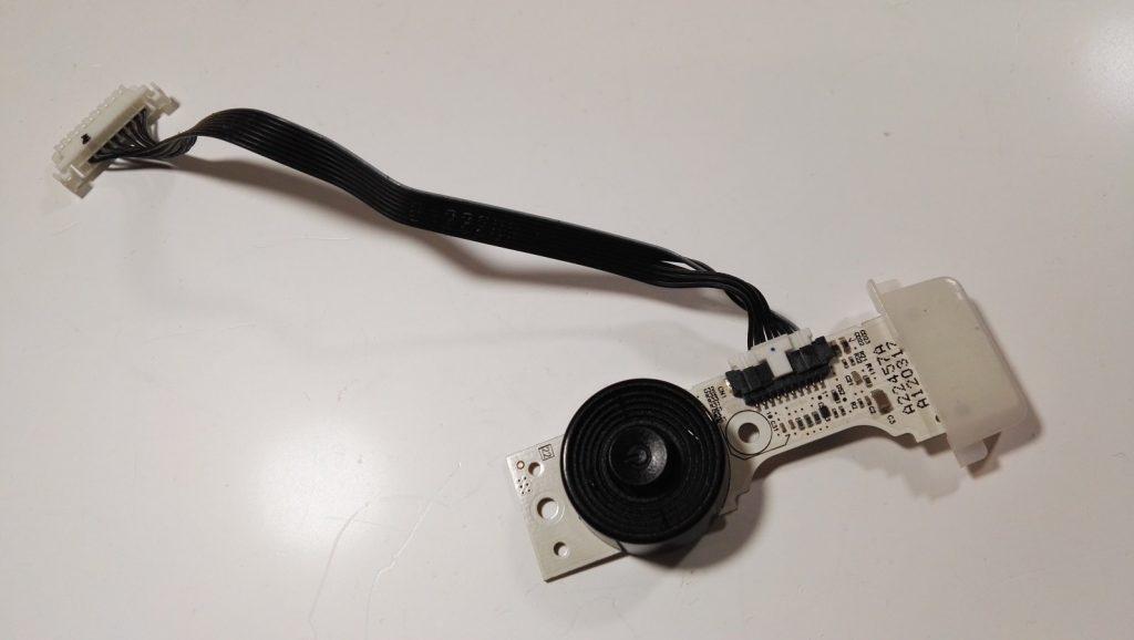 Инфракрасный приемник ES6500 BN41-01831A от телевизора Samsung UE55ES6100
