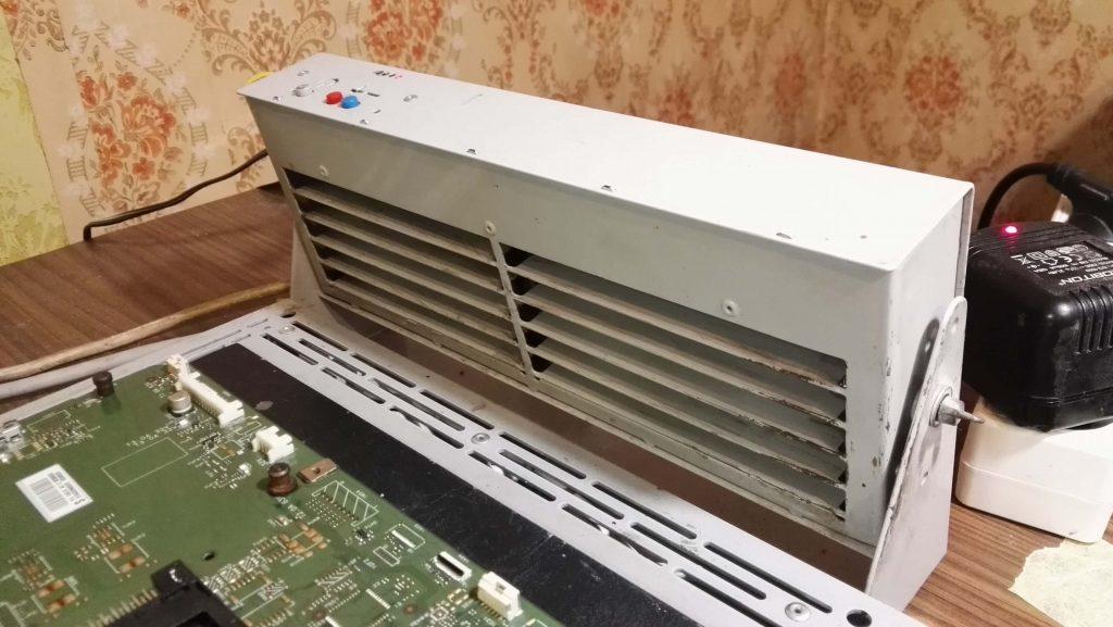 Вентилятор термопро