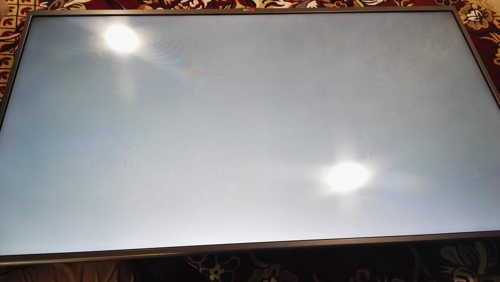 Ремонт подсветки в телевизоре LG 42LB552V