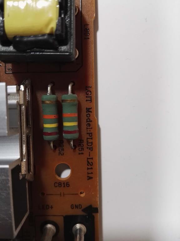 EAX64905701 (2.5) EAY62810901 PLDF-L211A LGP4247-13LPB 42LA660S-ZA