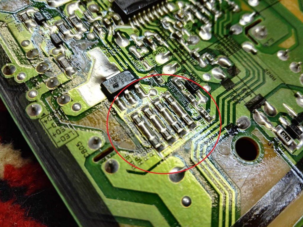 EAX65423801 LGP55-14PL1 доработка