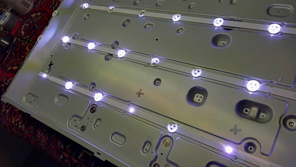 Ремонт телевизора LG 32LN575S