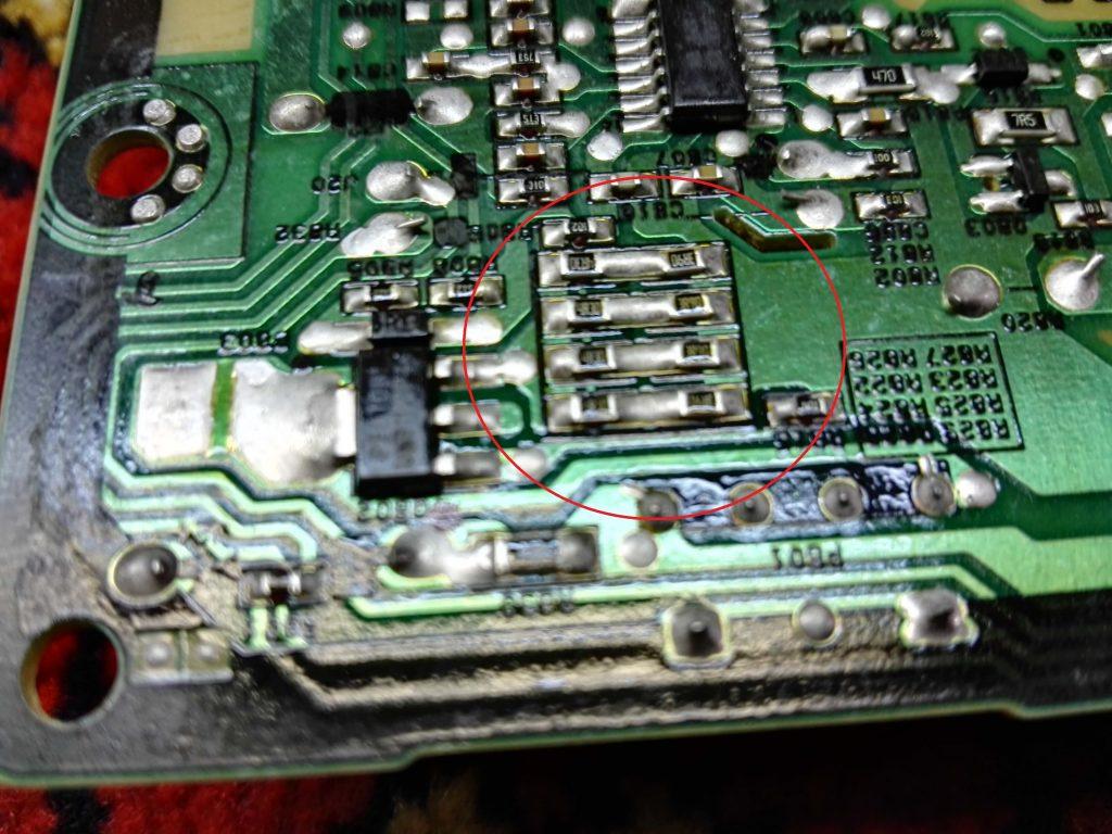 Доработка EAX64905001 LGP32-13PL1