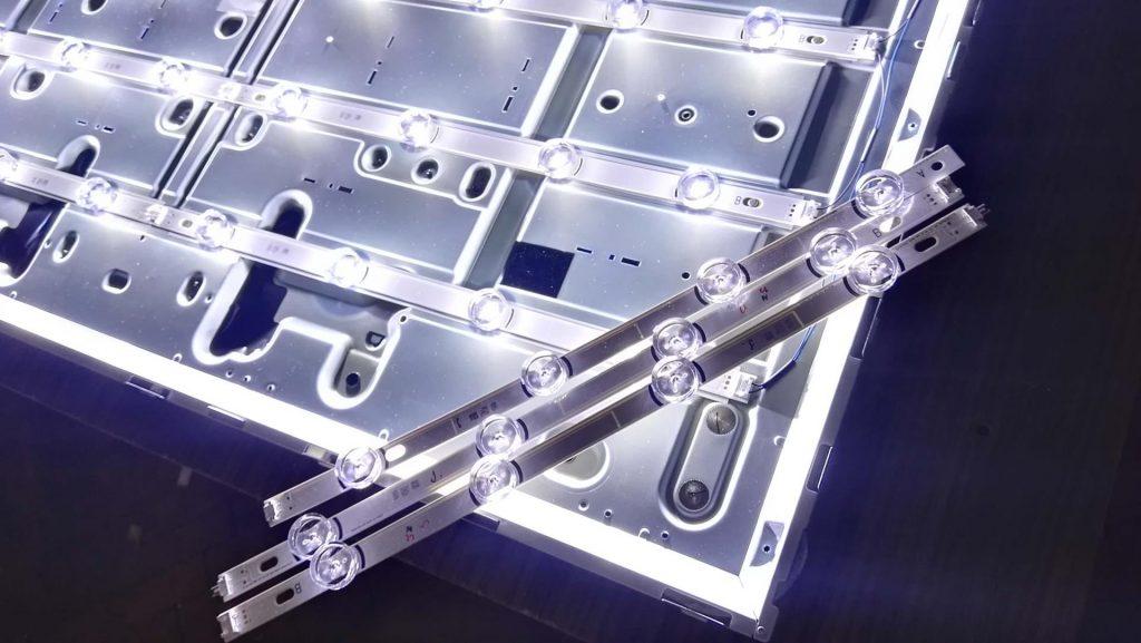 Ремонт подсветки в телевизоре LG 42LB620V