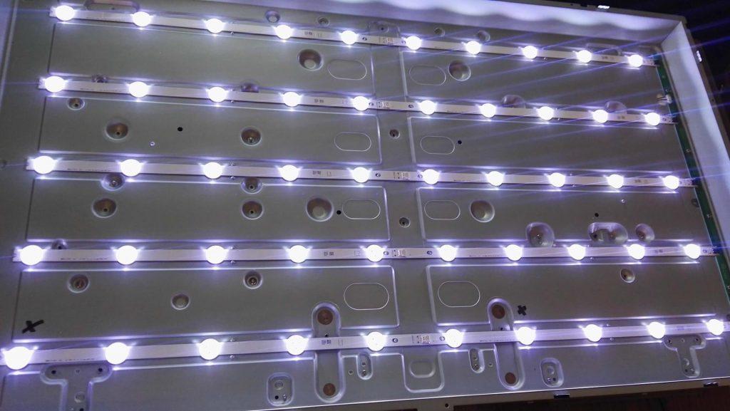 Ремонт подсветки в телевизоре LG 42LN570V. Доработка блока питания EAX64905301 LGP42-13PL1.