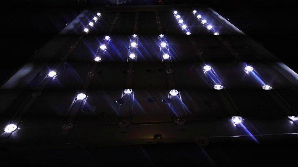 Ремонт подсветки в телевизоре LG 50LA620V
