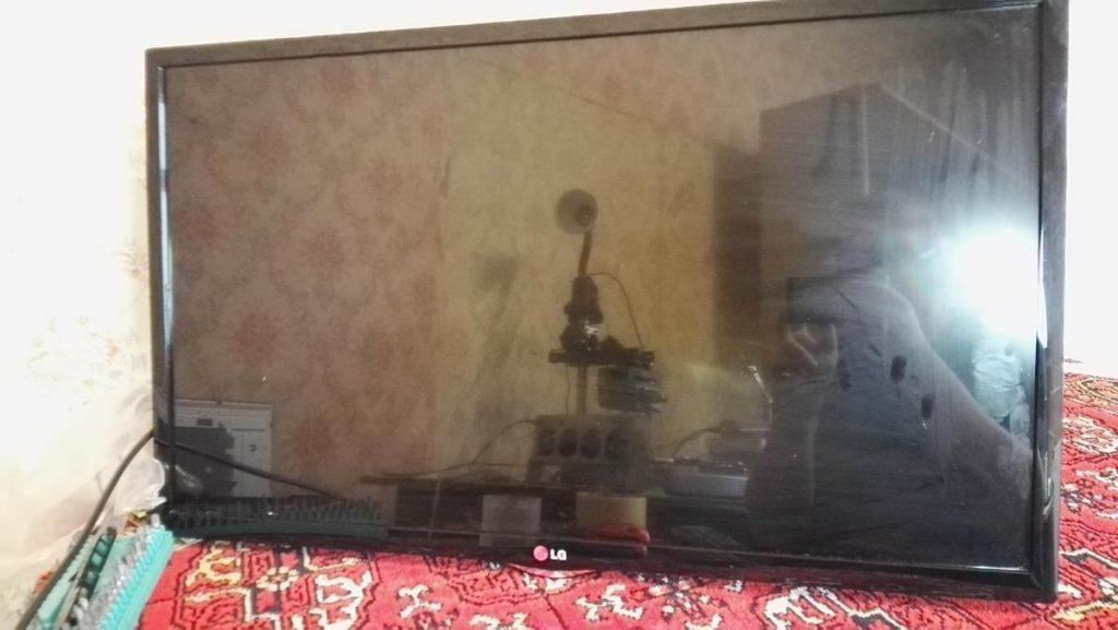 Инструкция по настройке кабельных цифровых каналов на телевизоре LG 32LN540V