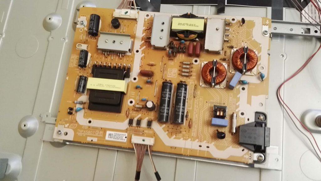 Доработка LED драйвера TNP4G549