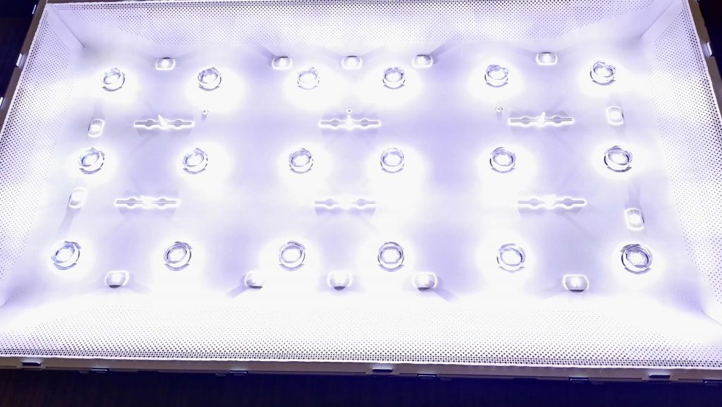Ремонт подсветки телевизора LG 32LB650V