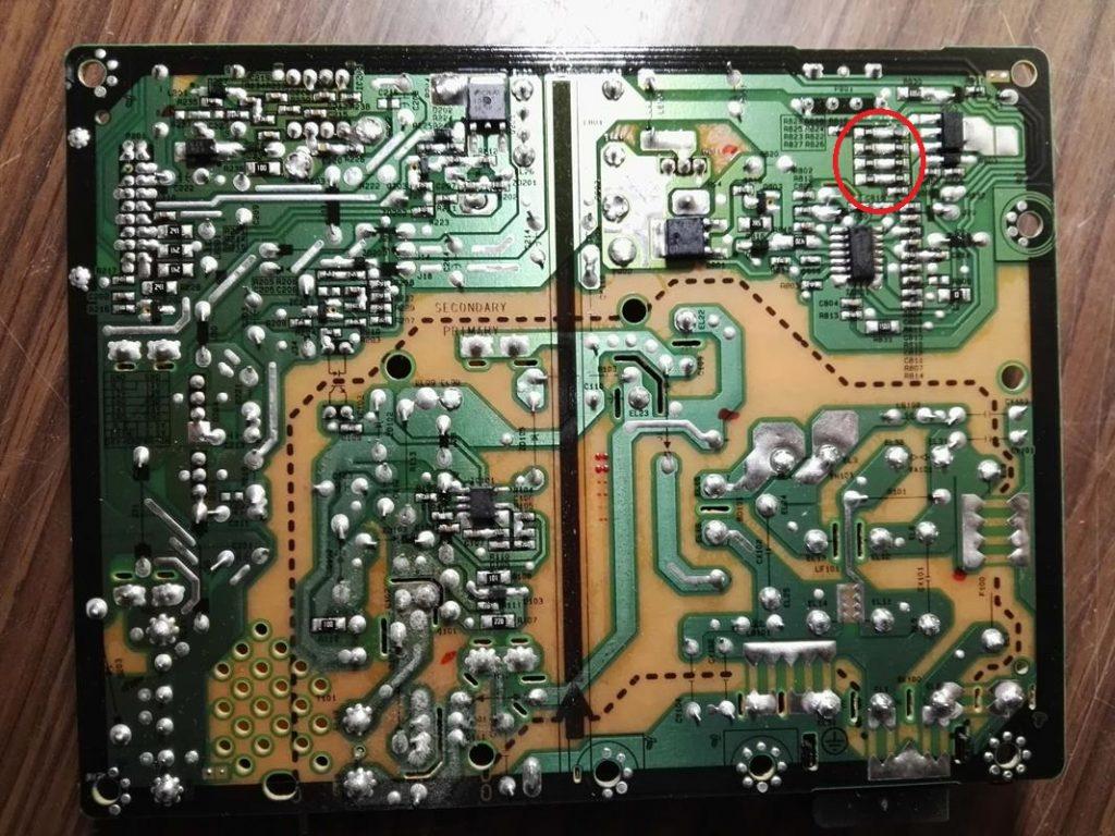 Доработка блока питания EAX64905001 LGP32-13PL1