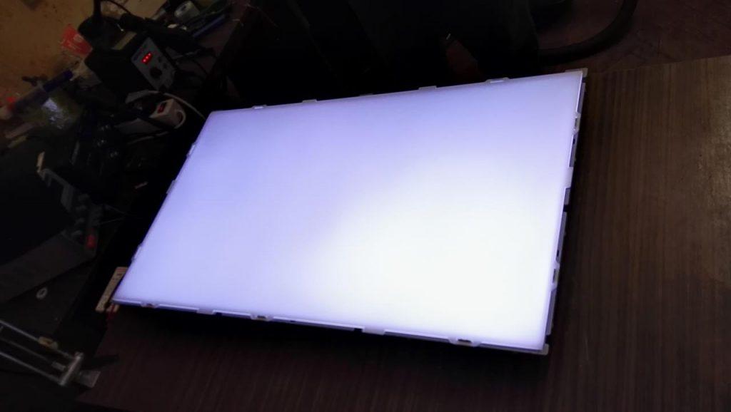 Ремонт подсветки телевизора LG 32LN570V