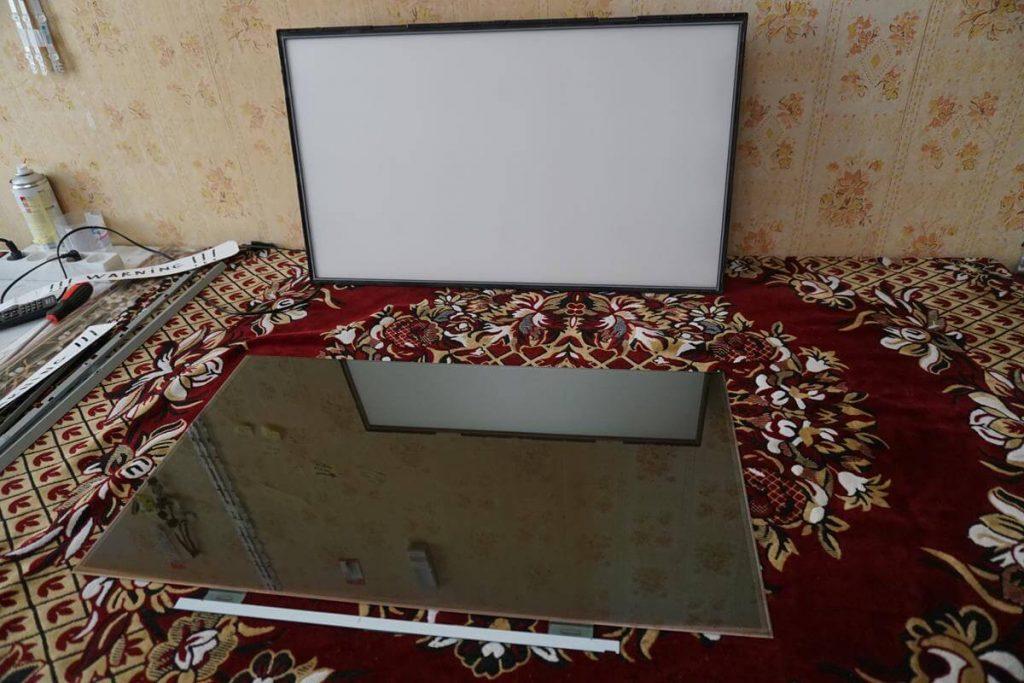 Ремонт подсветки телевизора LG 32LB530U