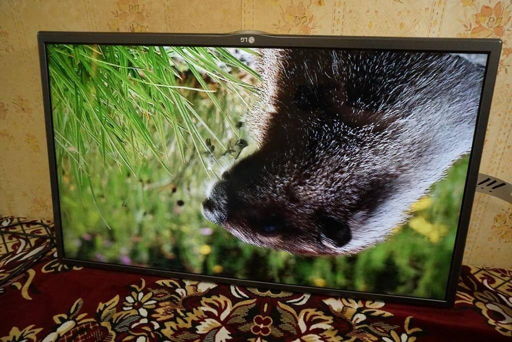 Ремонт подсветки телевизора LG 32LF592U