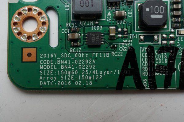 BN41-02292A BN41-02292 SDC_60hz_FF11B BN97-11857A BN95-03524B
