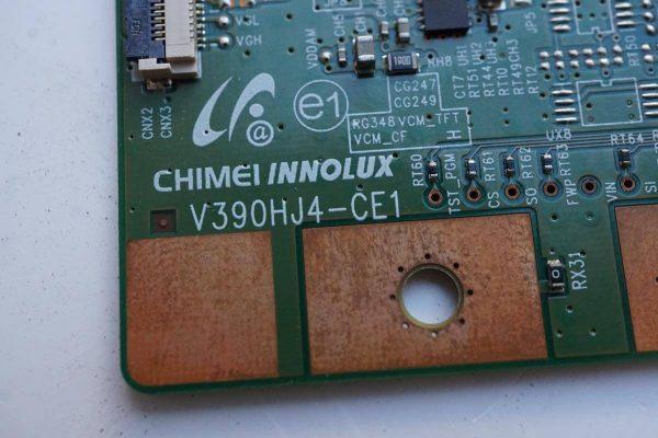 CHIMEI INNOLUX V390HJ4-CE1UE39F5500AK