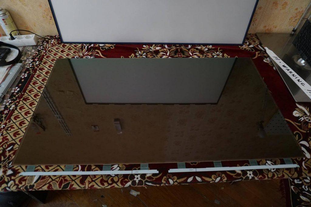 Ремонт подсветки телевизора LG 47LB650V