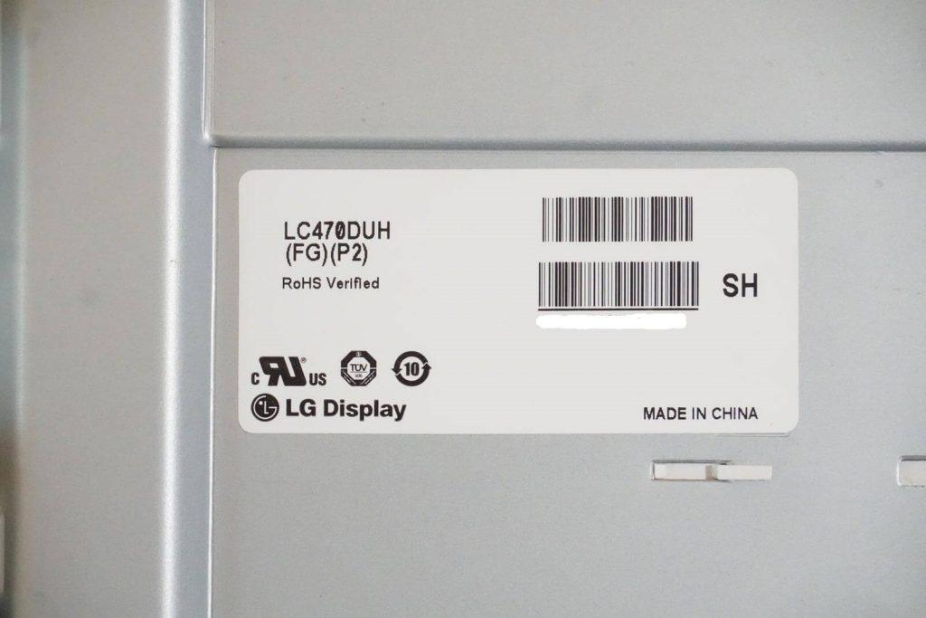 LG LC470DUH (FG)(P2)