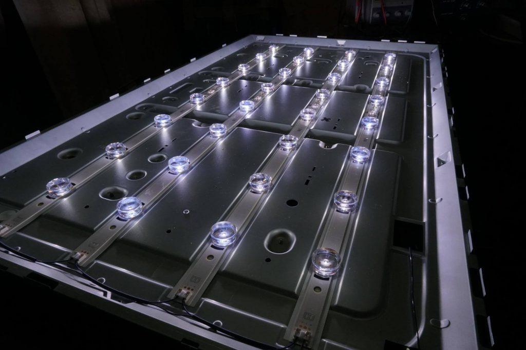 Ремонт подсветки телевизора LG 39LB5610