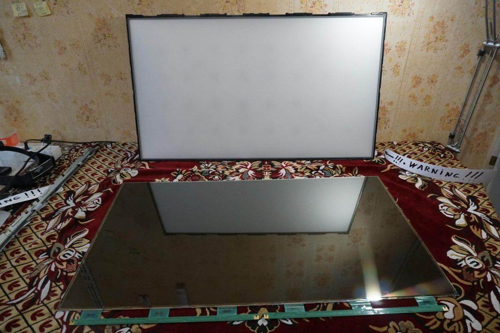 Ремонт подсветки телевизора LG 39LB5610.