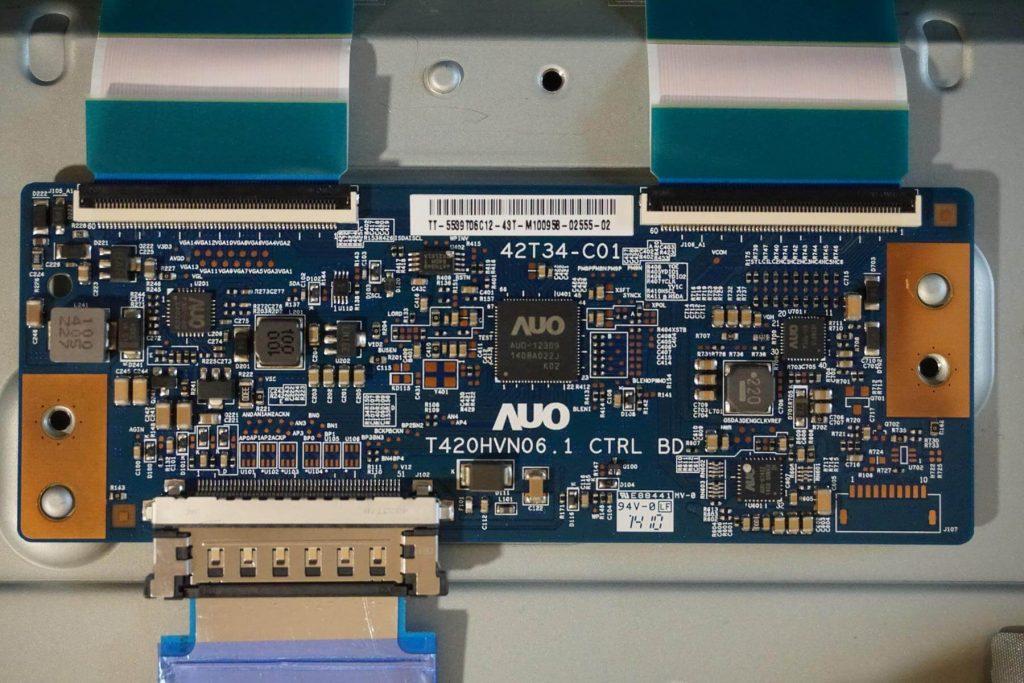 Плата T-CON T420HVN06.1 CTRL BD 42T34-C01.