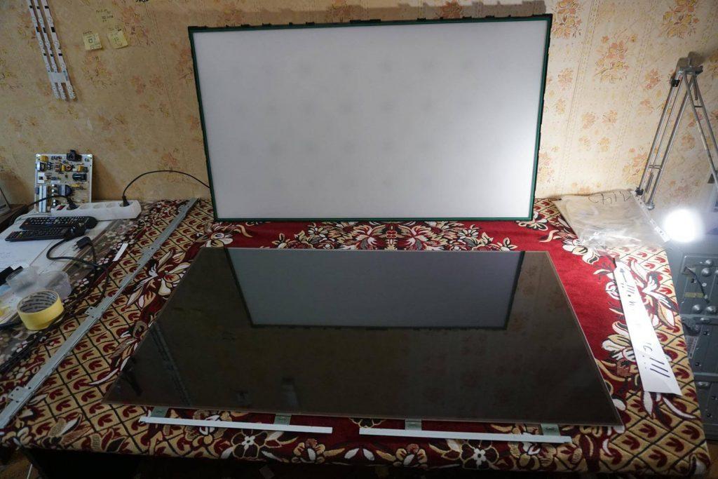 Ремонт подсветки телевизора LG 42LF560V. Доработка блока питания EAX66203001 LGP3942D-15CH1 (ограничение тока подсветки).