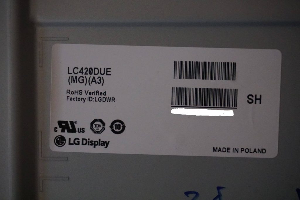 LG Display LC420DUE (MG)(A3)