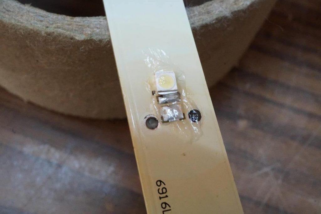 Ремонт подсветки телевизора LG 47LA620V