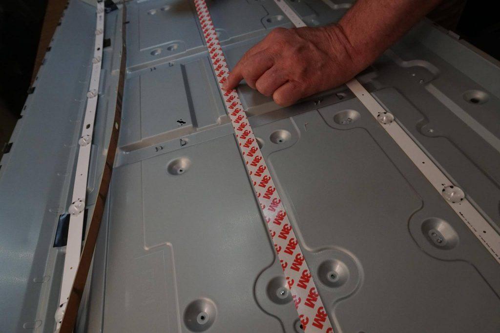 Доработка блока питания EAX66883501 EAY64388801 (ограничение тока подсветки).