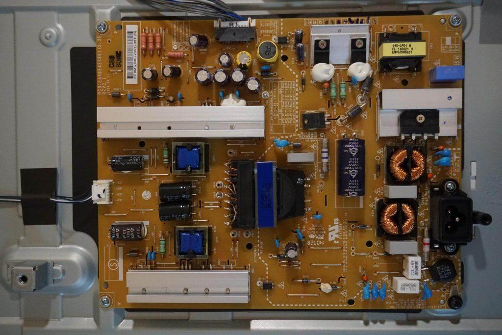 Блок питания EAX65423801 LGP474950-14PL2