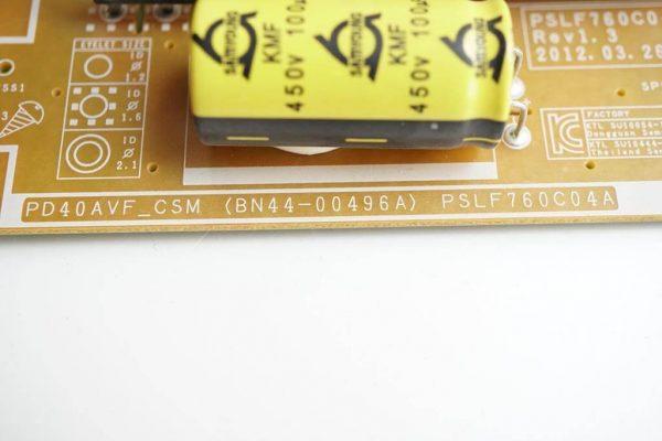 BN44-00496A PD4-AVF_CSM PSLF760C04A UE40EH5007K