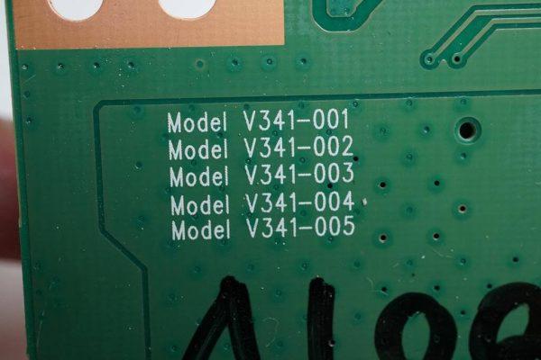 4H+V3416.001 /B 32LA664V