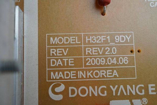 BN44-00261B H32F1_9DY LE32B550A5W