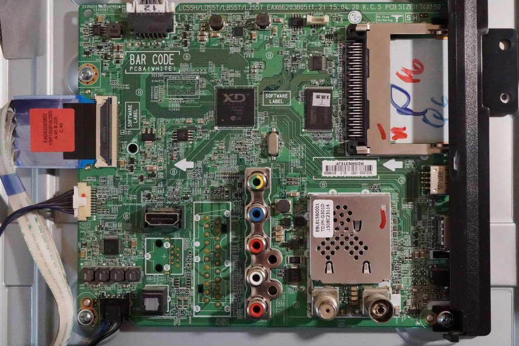 EAX66203805 LC55H/LD55T/LB55T/LJ55T