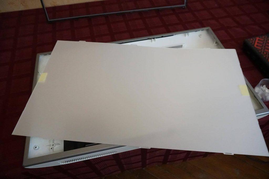 Ремонт подсветки телевизора (нет изображения) LG 32LB572U-ZP. Исправляем последствия некачественного ремонта после другой мастерской. Доработка блока питания EAX65391401 LGP32-14PL1 (ограничение тока подсветки).