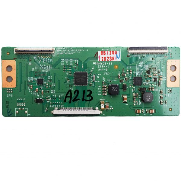 6870C-0401B Halogen Free 32/37/42/47/55 FHD MT120 Ver 0.2 42LM620S