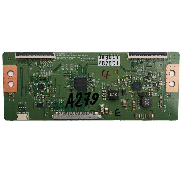 6870C-0401B Halogen Free 32/37/42/47/55 FHD MT120 Ver 0.2 32LS570T