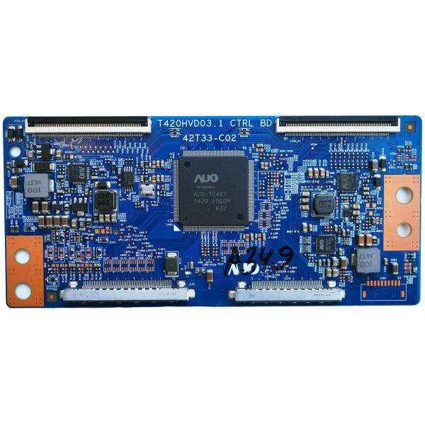 T420HVD03.1 CTRL BD 42T33-C02 42LB650V